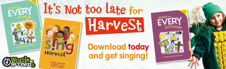 It's Not Too late - harvest